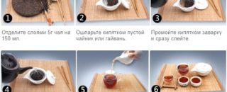 Чай Пуэр - разгоняем метаболизм, вкусный и полезный чай для похудения