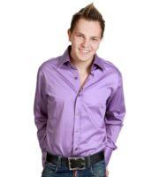 Женщины предпочитают мужчин в фиолетовых рубашках
