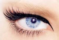 Голубой цвет глаз