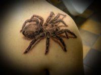 Очень красивая татуировка