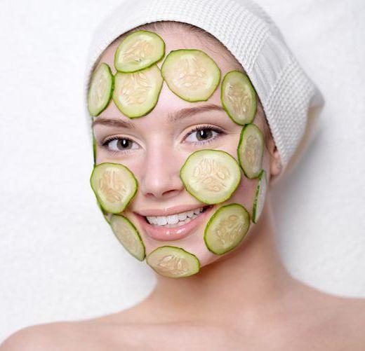 Увлажняющие маски лица в домашних условиях