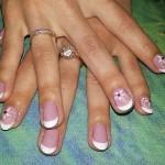 фото ногтей на свадьбу