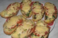 бутерброды со шпротами рецепт