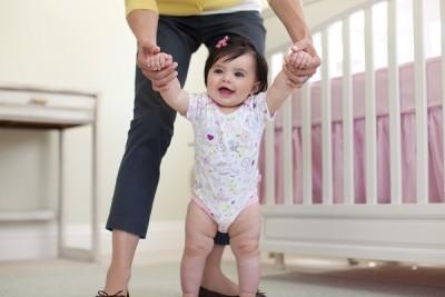 Общие принципы закаливания малышей на первом году жизни