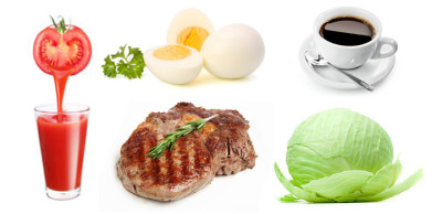 японская диета меню