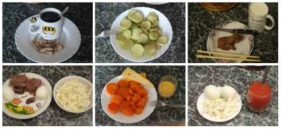 японская диета на 14 дней меню