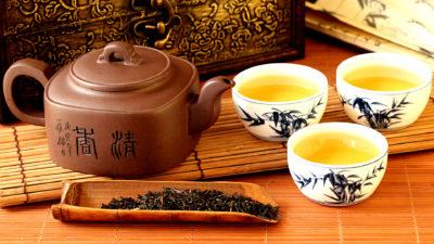 пуэр чай эффект