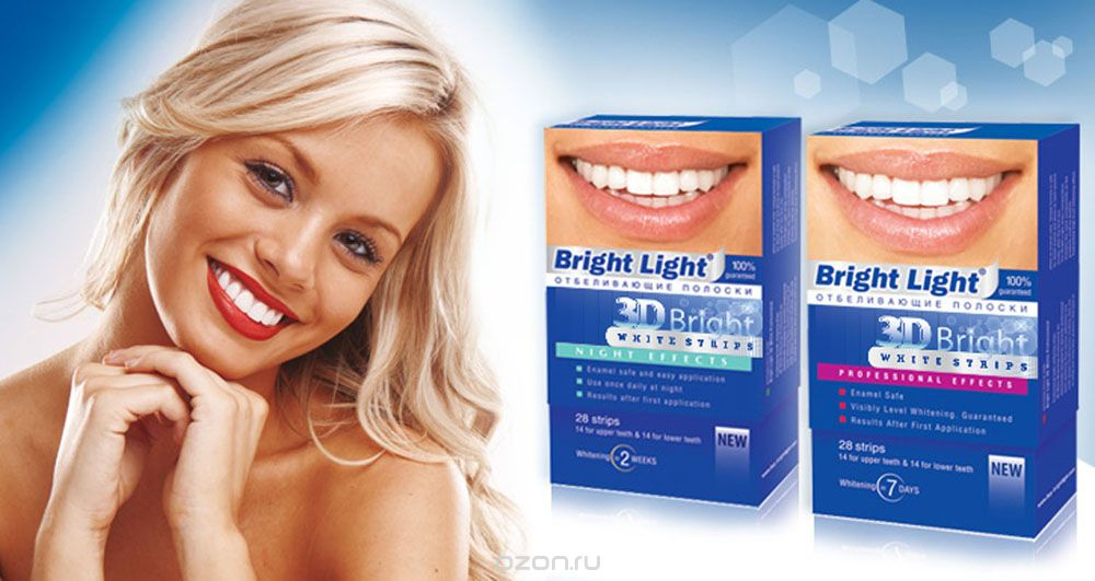 Инструкция к отбеливателю для зубов
