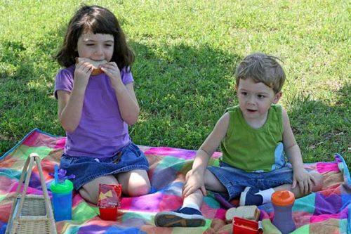 Детский день рождения летом: 5 идей для праздника