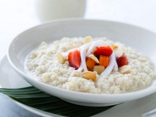 Как вкусно приготовить рисовую кашу на молоке