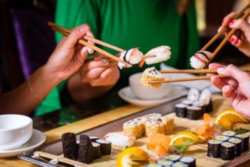 Какие суши заказать и с чем их употреблять