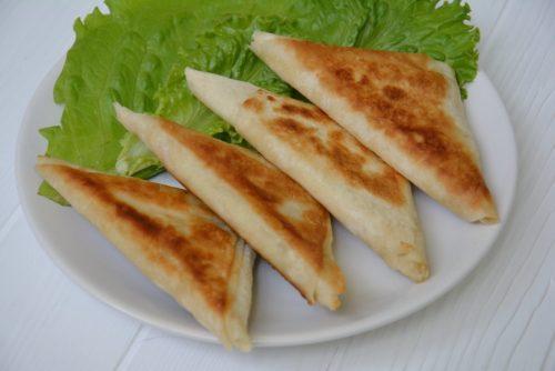 Рецепт «ленивых» пирожков из лаваша