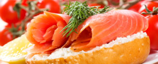 ТОП-3 самых вкусных бутерброда с красной рыбой!