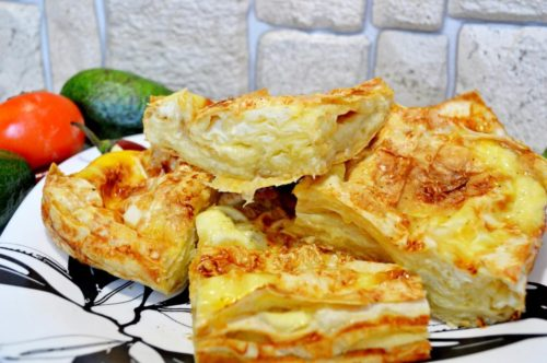 Рецепты пирога из лаваша — самые вкусные варианты