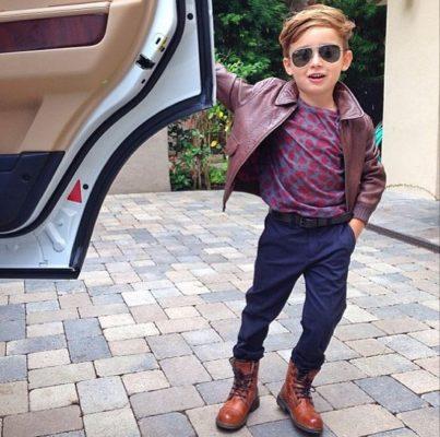 Стильный ребенок: зов моды и практичность