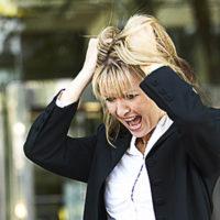 Стресс на работе противопоказан женскому организму