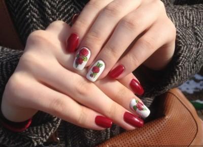 гель лак фото ногтей дизайн