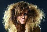 Сухие волосы — что делать?