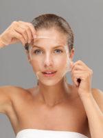 маска из желатина для лица от морщин