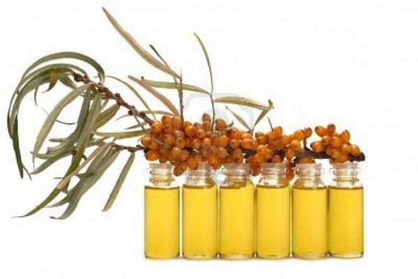 масло в бутылочках