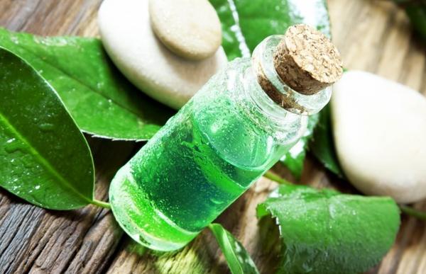 масло чайноого дерева от комаров, папиллом и молочницы
