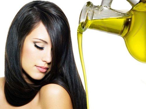 Эффективность масла для здоровья волос