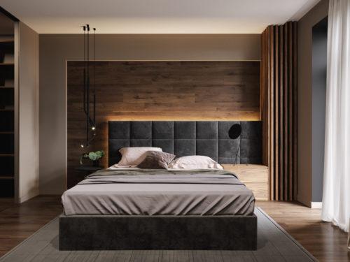 Дизайн спальни — основные правила