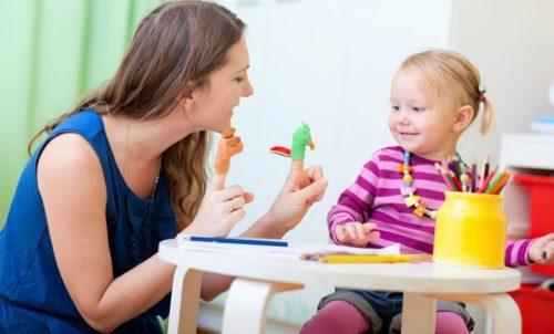 С какого возраста развивать речь ребенка?